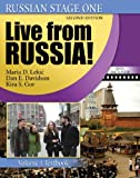 Russian Stage One: Live from Russia, Vol. 1 (Book & CD & DVD)