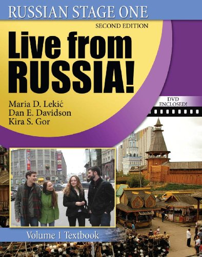 Russian Stage One: Live from Russia, Vol. 1 (Book & CD &...