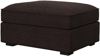 comprar comparacion Soferia - IKEA KIVIK Funda para reposapiés, Classic Dark Brown