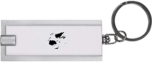 'Fiji Country' Keyring LED Torch (KT00008501)