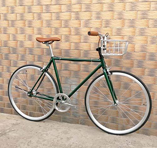 Adulto Retro Ciudad de cercanías Bicicletas, Bicicletas Todo Terreno Ligero de galvanoplastia 700C, de 26 Pulgadas de Bicicletas de la Ciudad Informal,B