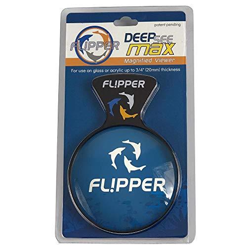 FL!PPER DeepSee Aquarium Lupe Magnetic Viewer - Fish Tank Lupe - Magnetische Lupe ideal für Fotografie - Flipper Fischtank Zubehör 5