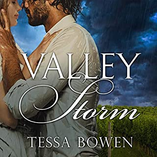 Valley Storm     A Friends to Lovers Second Chance Romance - The Langthornes of Napa Valley, Book 3              By:                                                                                                                                 Tessa Bowen                               Narrated by:                                                                                                                                 Logan McAllister                      Length: 10 hrs and 18 mins     2 ratings     Overall 5.0