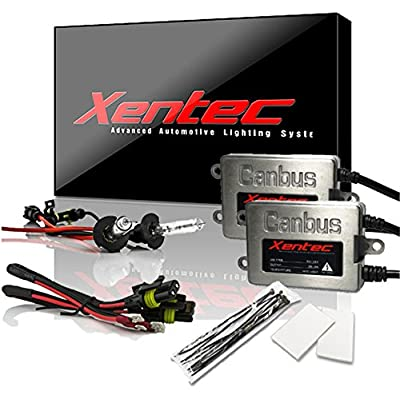Xentec HID Kit with Error Free Slim CANBUS Ballast