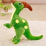 BASTKBOY 55cm/75cm/95cm Cute Dinosaur Plush Toys for Children Stuffed Animal saurolophus Doll Cartoon Cute Dolls for Kids Birthday Gift
