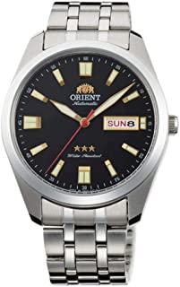 Orient Unisex-Adult Automatic Watch, Analog Display and Stainless Steel Strap RA-AB0017B19B