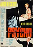 CLASSIC POSTERS Psycho Foto-Nachdruck eines Filmposters