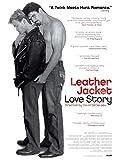 Love story leather jacket