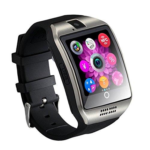 TKSTAR Orologio Intelligente, Smartwatch Braccialetto Intelligente Donna, Orologio Uomo, Smart Watch Telefono Bluetooth fotocamera scheda SIM TF SmartWatch per Android Samsung LG Google píxel e iPhone 77PLUS 66S 6S Plus ju-q18