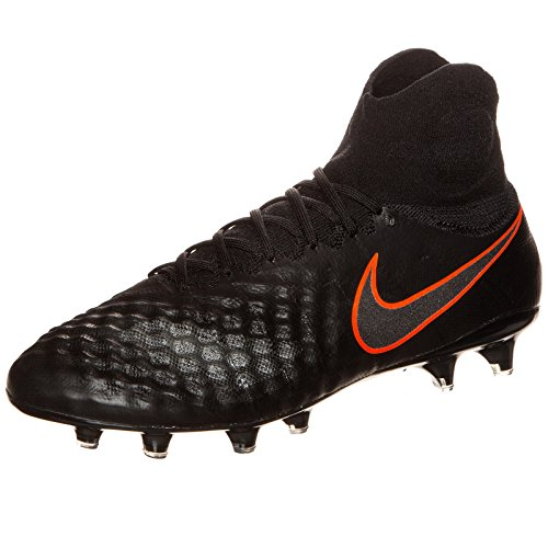 Nike Men's Magista Obra FG Soccer Cleat (Sz. 10) Black