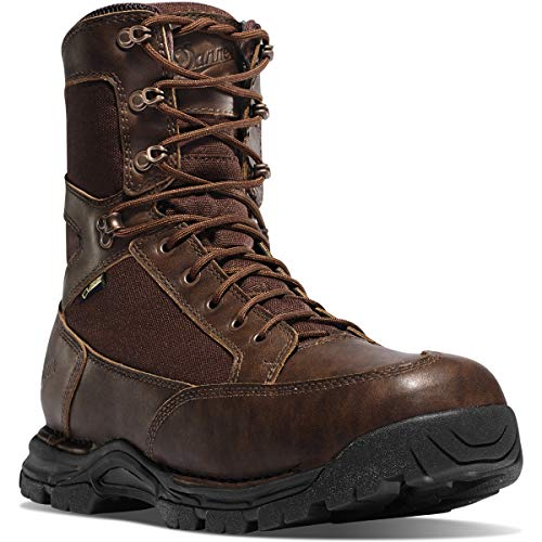Danner Mens 45003 Pronghorn 8' Gore-Tex Hunting Boot, Brown - 13 Wide