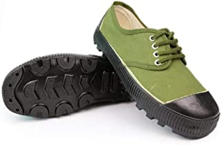 JBHURF Liberation Shoes Low Shoes Rubber Outsole Work Shoes Labor Shoes Work Shoes Men and Women Rubber Shoes can be Used as a Field Labor Insurance and Other Outdoor Activities