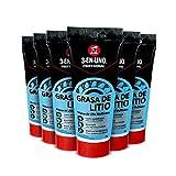 Grasa de litio multiusos - 3-EN-UNO Profesional 250ml- Pack de 6 unidades