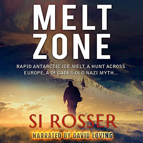 Melt Zone audiobook cover art