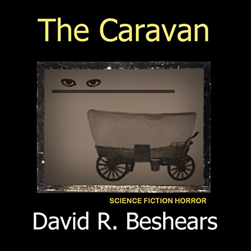 The Caravan audiobook cover art