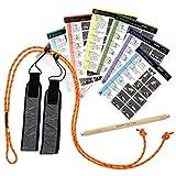 REHAPE Sling Trainer Set 1 - Basis-Set mit Slingtrainer, Abstandhalter und Übungsposter