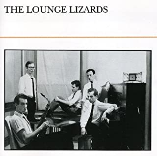 The Lounge Lizards by The Lounge Lizards (1990-09-10)