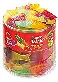 Red Band - Fruchtgummi - Weingummi - Super Hechte - Fische - 1,2 Kg