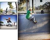 Streetsurfing Waveboard The Wave G1, Rosa/Gelb (Hibiskus) - 5