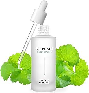 BE PLAIN Cicaful Ampoule L Bigger Volume (50ml / 1.67 fl oz) - Centella Asiatica Acne Spot Treatment Serum for Face