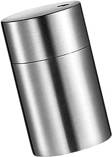 Weryffe Portable Bo/îte /à Cure-Dents Mini Tube de Cure-Dents /étanche et scell/é Porte-cl/és pour Le Voyage en Plein air Conteneur de Cure-Dents Pratique 86 * 11mm