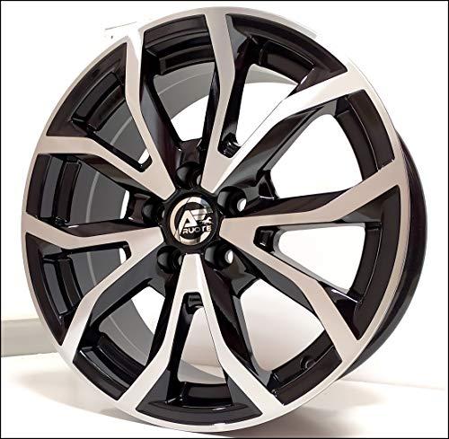 1 ESSE1 Llantas de Aleación 8 18 5X112 41 66,5 Compatible Con Volkswagen Golf 5 6 7 8 T-Roc