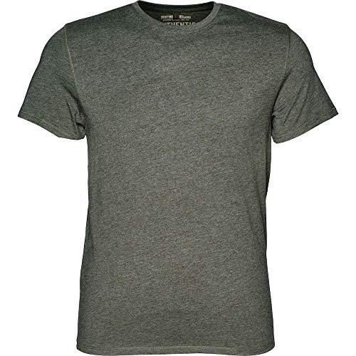 Seeland einfach 2-Pack T-Shirt Elch braun / Waldnacht XL braun