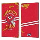 Head Case Designs sous Licence Officielle NFL Casque Look Affligé 100e Kansas City Chiefs Logo Art...