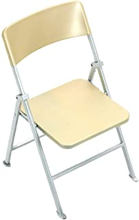 Phicen 1/6 Scale Folding Chair Playsets for Action Figures BJD Dolls Soldiers (Gold)