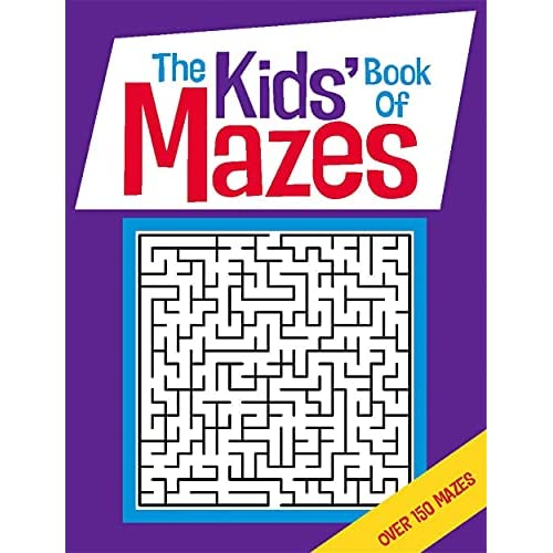 The Kids' Book of Mazes
