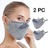 Tela Las Orejeras Contra El Polvo Del Aire Transpirables Proteccion Solar Productos Asiaticos 1/2PC