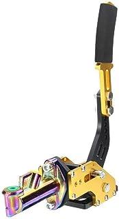 MDYHJDHYQ Hydraulic Horizontal Racing Drift Rally Hand E Brake Parking Handbrake Lever Car Modificatio Accessories (Color : Gold, Size : Free)