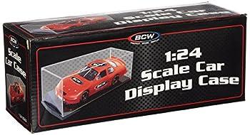 BCW 1-SCD-124 1 24 Scale Car Display Case - Die Cast Nascar