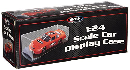 bcw 1 24 scale car display case - 1