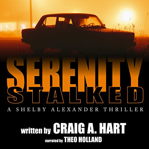Serenity Stalked cover art