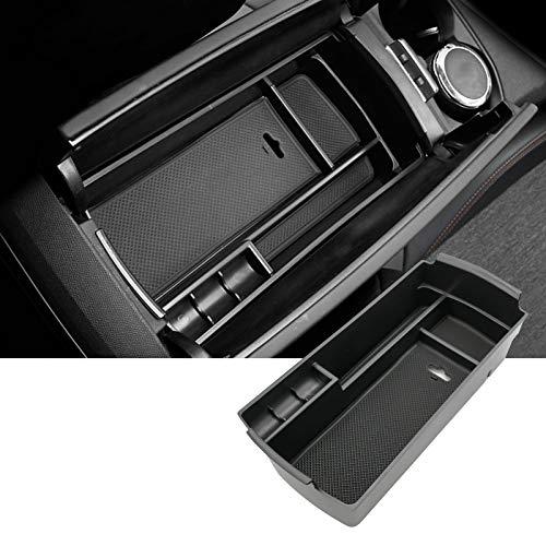 SKTU – Vano portaoggetti multifunzionale per console centrale, contenitore con rivestimento antiscivolo