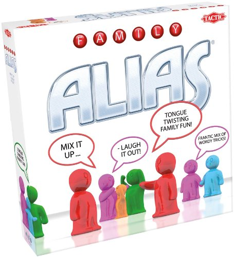 A themed board game gift idea for the letter a