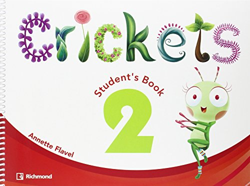 CRICKETS 2 STUDENT'S PACK - 9788466824507