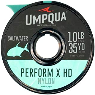 Umpqua Perform X HD Saltwater Nylon Tippet