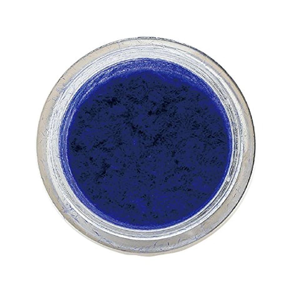 チョップ突破口ポットベルベットネイル 1g ブルー
