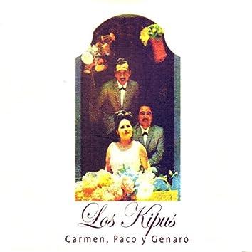 Carmen, Paco y Genaro