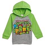 Nickelodeon Teenage Mutant Ninja Turtles Toddler Boys Fleece Pullover Hoodie...
