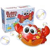 ZHENDUO Badewannenspielzeug, Badespielzeug, Baby Spielzeug, Seifenblasenmaschine, Wasserspielzeug,...