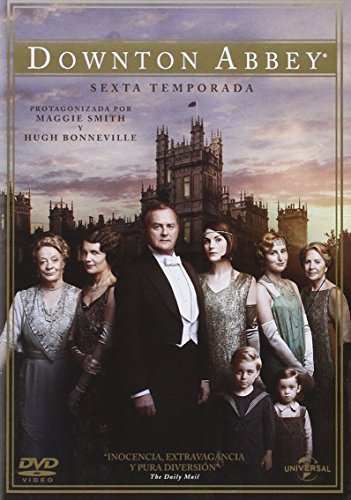 Downton Abbey - Temporada 6 [DVD]