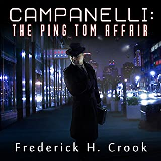 Campanelli: The Ping Tom Affair cover art