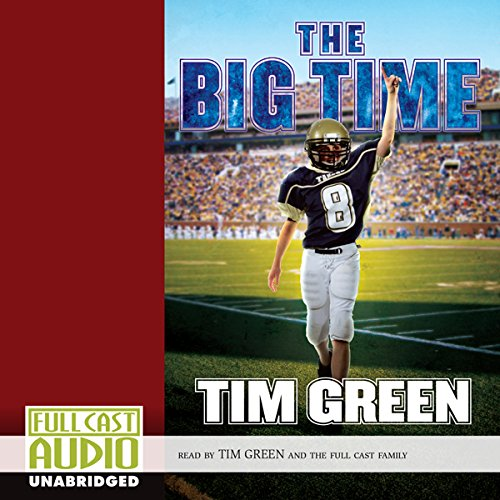 The Big Time audiobook cover art