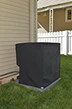 Comp Bind Technology Air Conditioning System Unit Goodman Model GSX160301 Waterproof Black Nylon Cover Dimensions 29''W x 29''D x 35.5''H