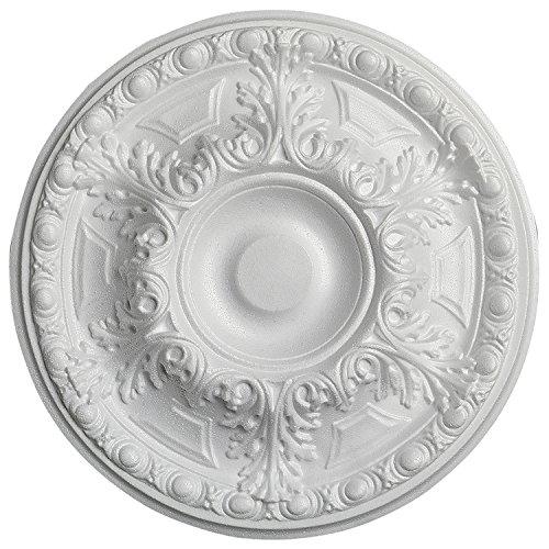 DECOSA Rosette Emilia, weiß, 1 Stück à Ø 48 cm
