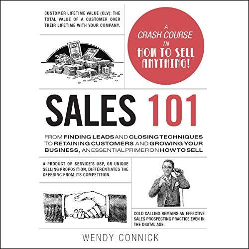 Couverture de Sales 101