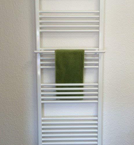 Badheizkörper Zubehör Handtuchhalter Handtuchhaken Bademantelhalter Heizkörper Auswahl-Handtuchhalter Typ50W